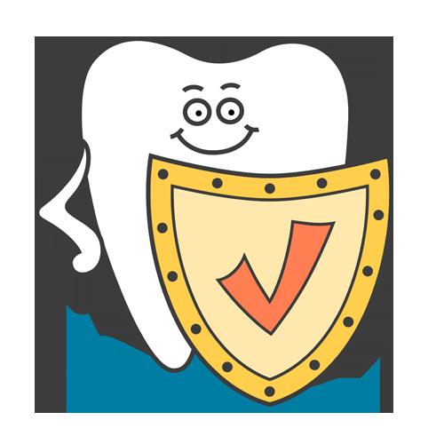 Prävention für Zähne von Kindern