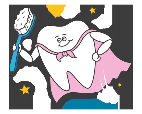 Zahnmedizinischer Baby-Check-Up vom 6. bis 30. Monat